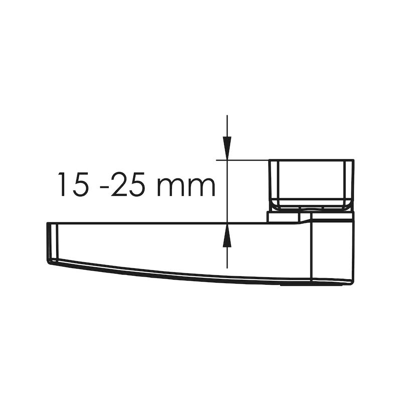 Fenster- und Türsicherung Winsafe WS 22 - 4