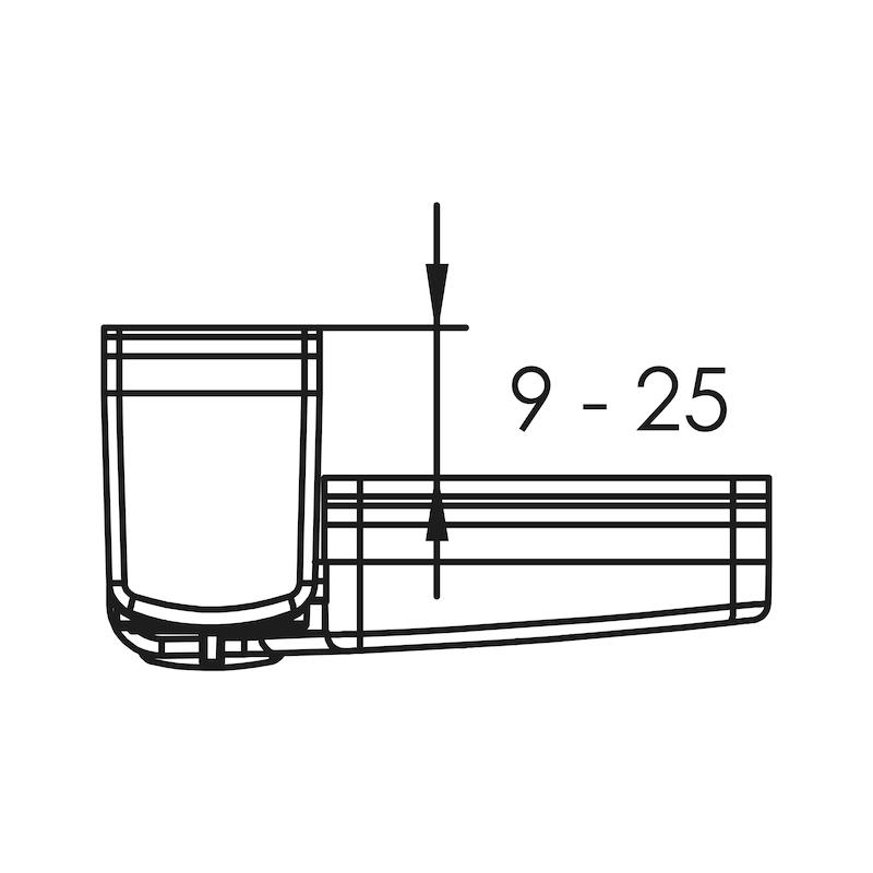 Fenster- und Türsicherung WS 33 - 3