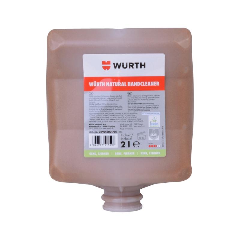 Würth Natural Handcleaner - WÜRTH NATURAL HANDCLEANER 2L