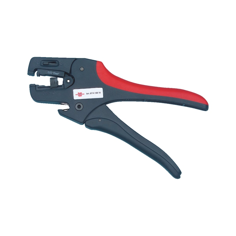 Wire stripping pliers - 1