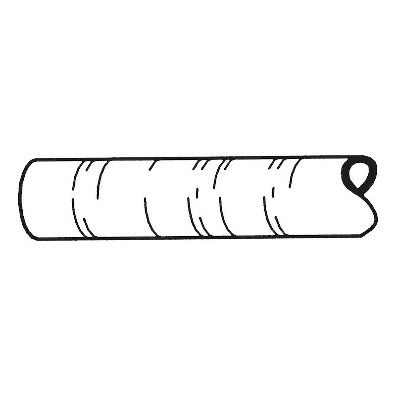Waschanlagenschlauch - SCHL-WASHANL-PVC-FLEX-TRANSP-15M-8,0X11