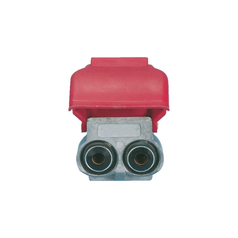 Duo-Matic-Schnellkupplung-Sattelzugmaschinenteil