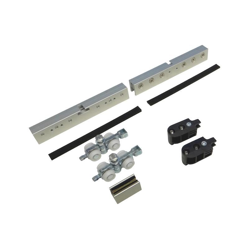 Zimmerschiebetürbeschlag-Set SCHIMOS 120-GS - 1