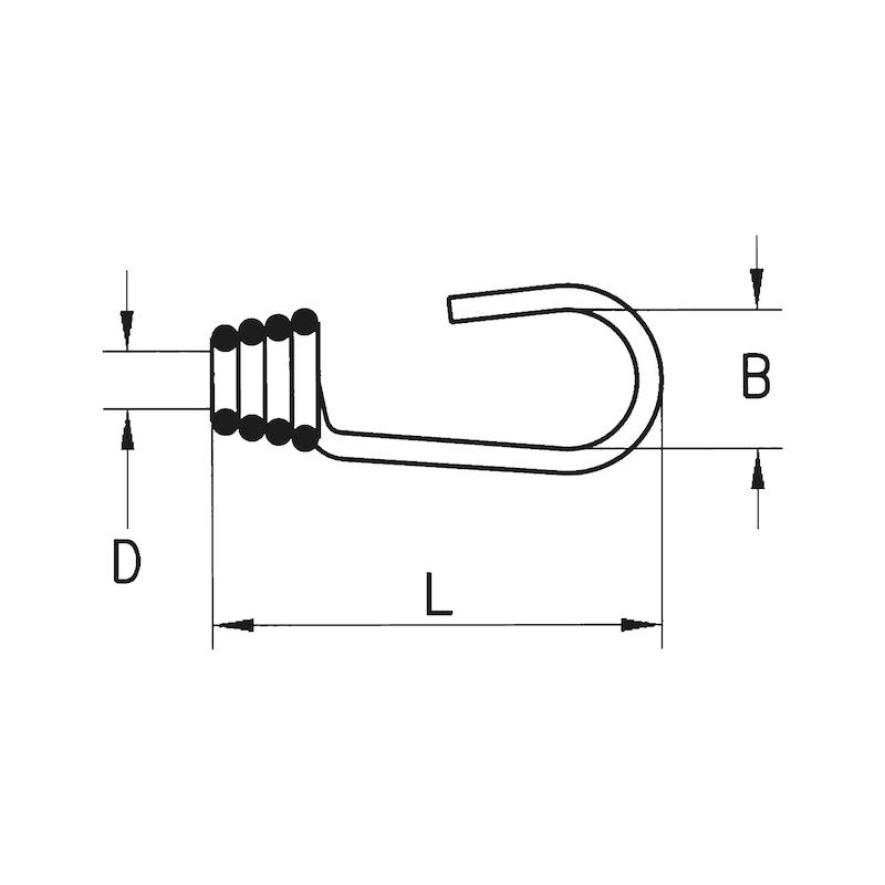 Crochet en spirale - 2
