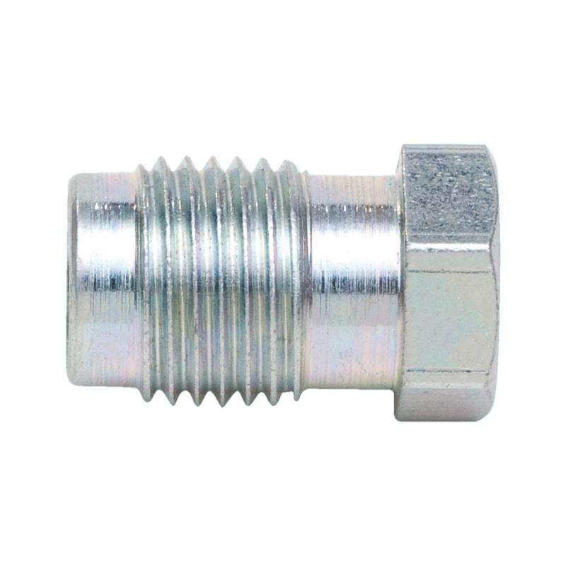 Bremsleitungsnippel Typ D - 1