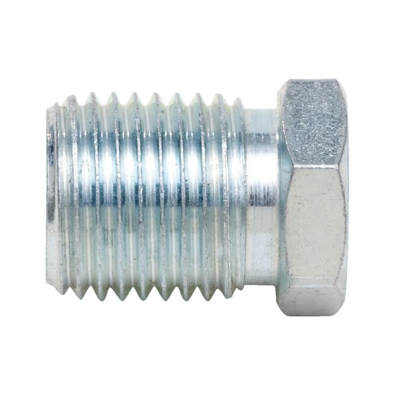 Bremsleitungsnippel Typ PF - 1