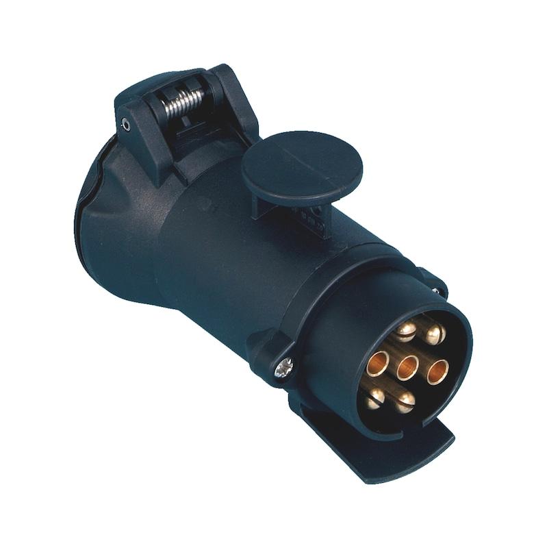 Short adapter 12V