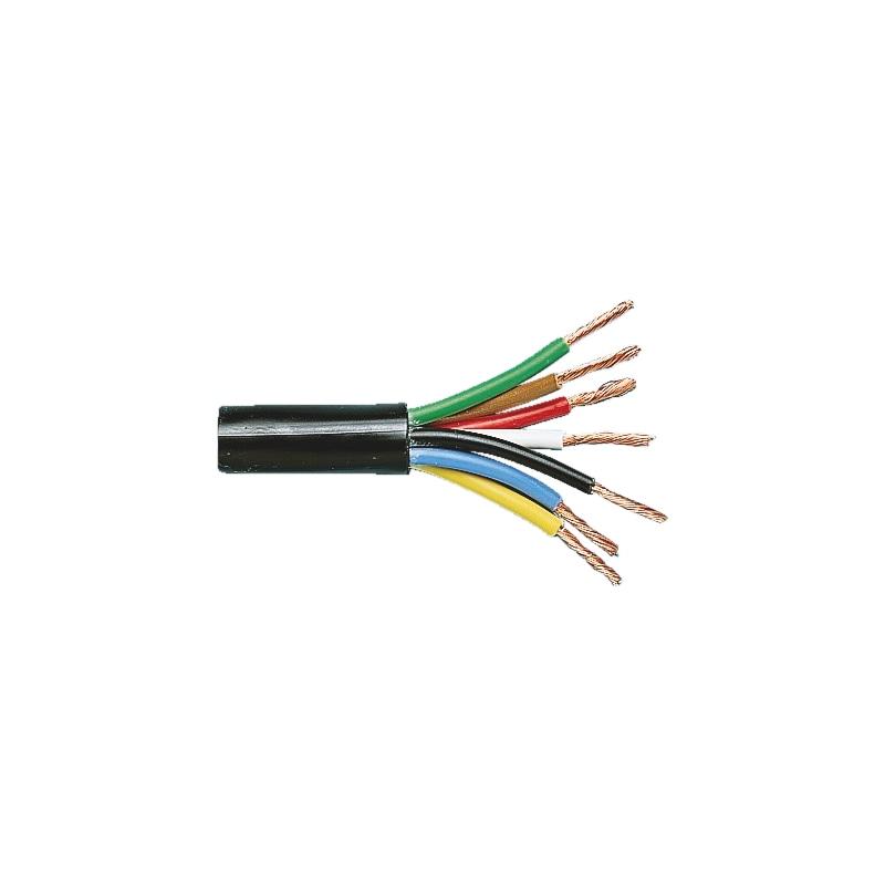 Câble multi-conducteur flexible FLRYY - CABLE ELEC.MULTI-CONDUCTEUR  3X1,5
