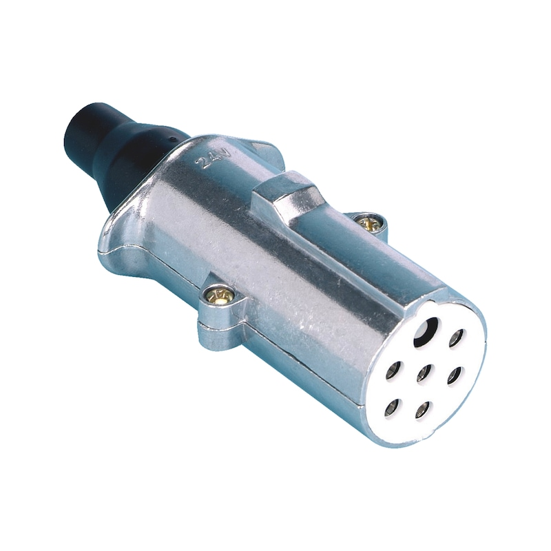 Connettore a 7 pin da 24 V - SPINA-7-POLI-TIPO-S-24V
