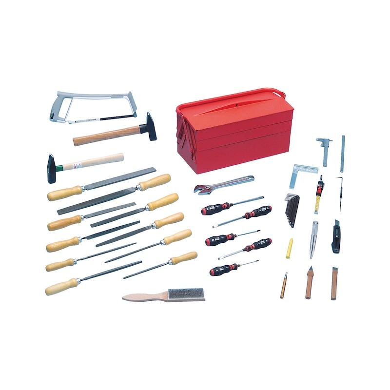 Schlosser-Werkzeugkoffer Junior II