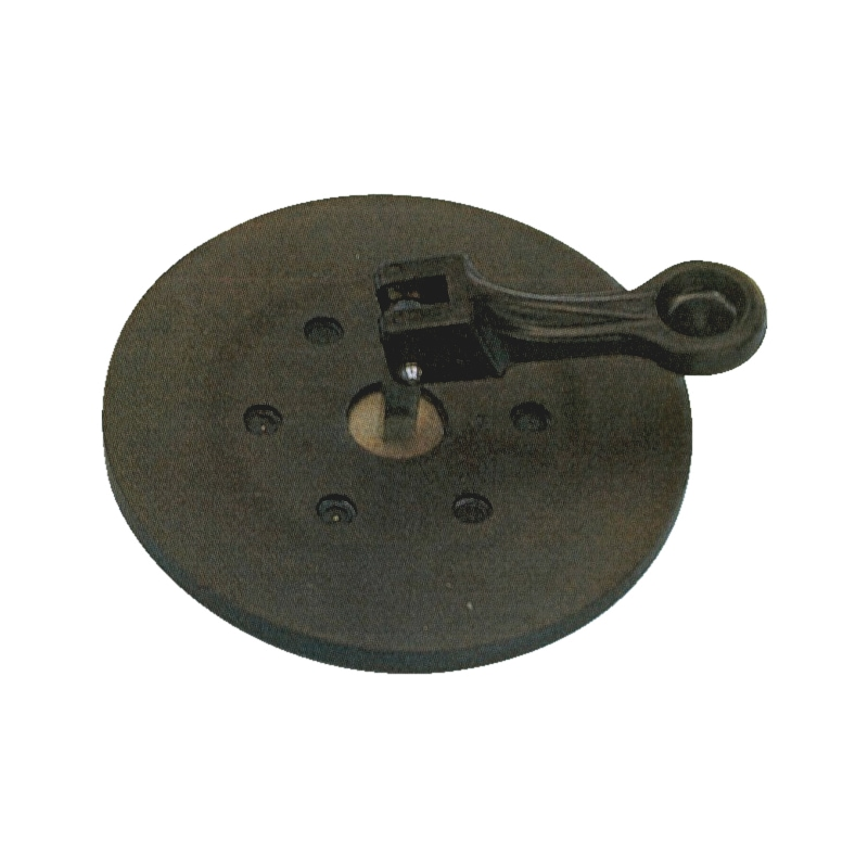 Rubber disc for vacuum lifter - AY-RUBBERDISC-VACPUL-WNDWREP