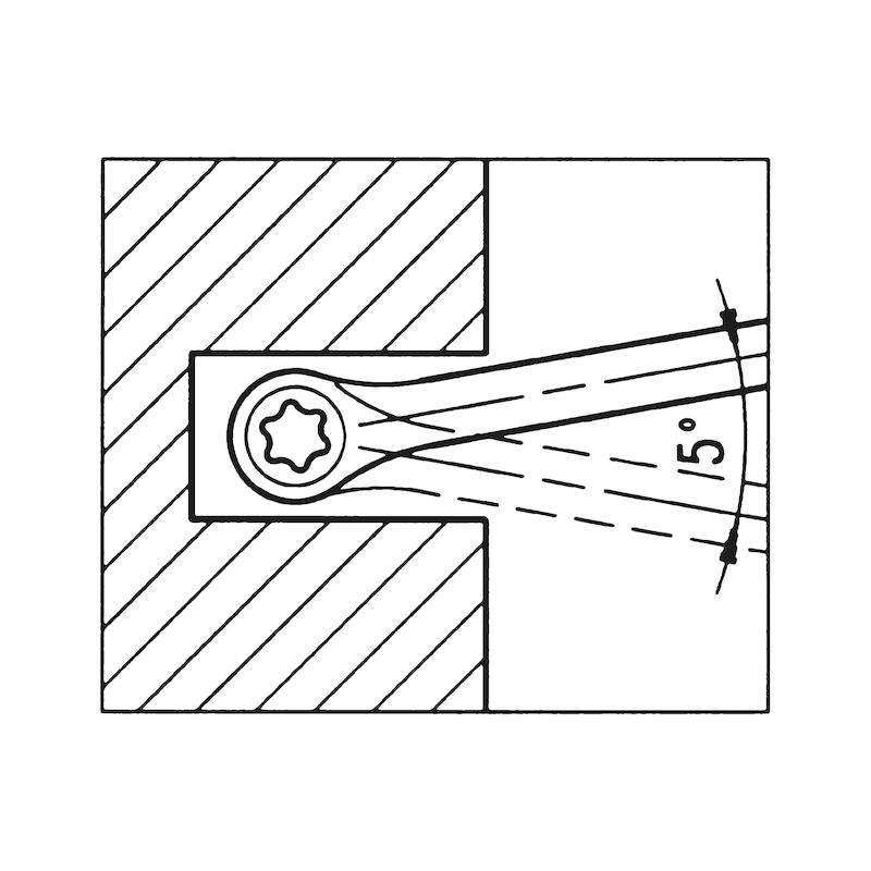 Ratschen-Doppelring-Schlüssel - 4