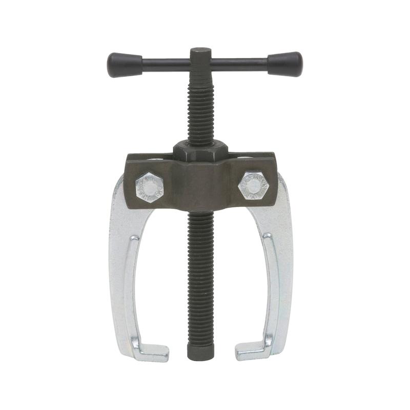 Polklemmen-Abzieher zweiarmig Spannweite 65 mm - 1
