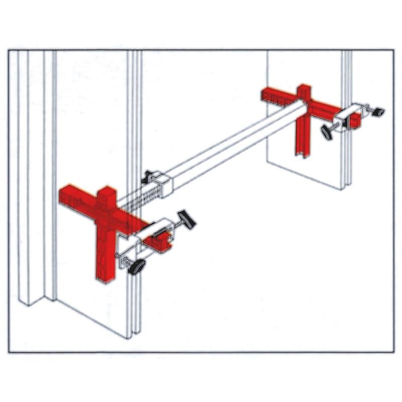 Door frame clamp - 4