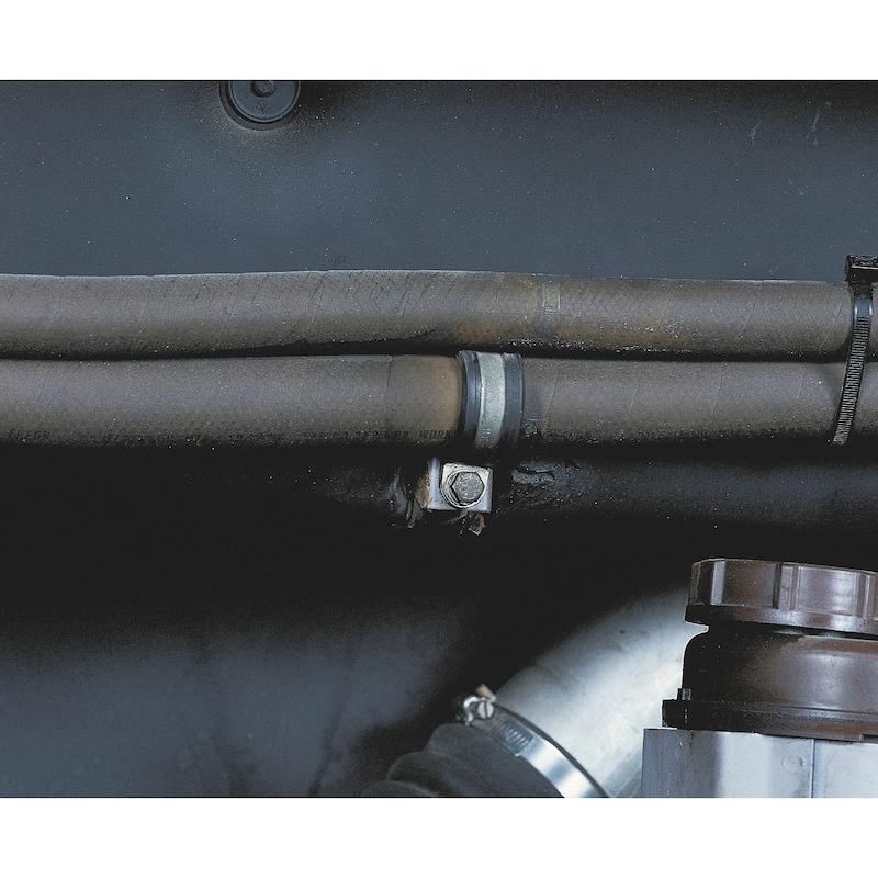 Tuyau et collier de fixation Multifix - 3