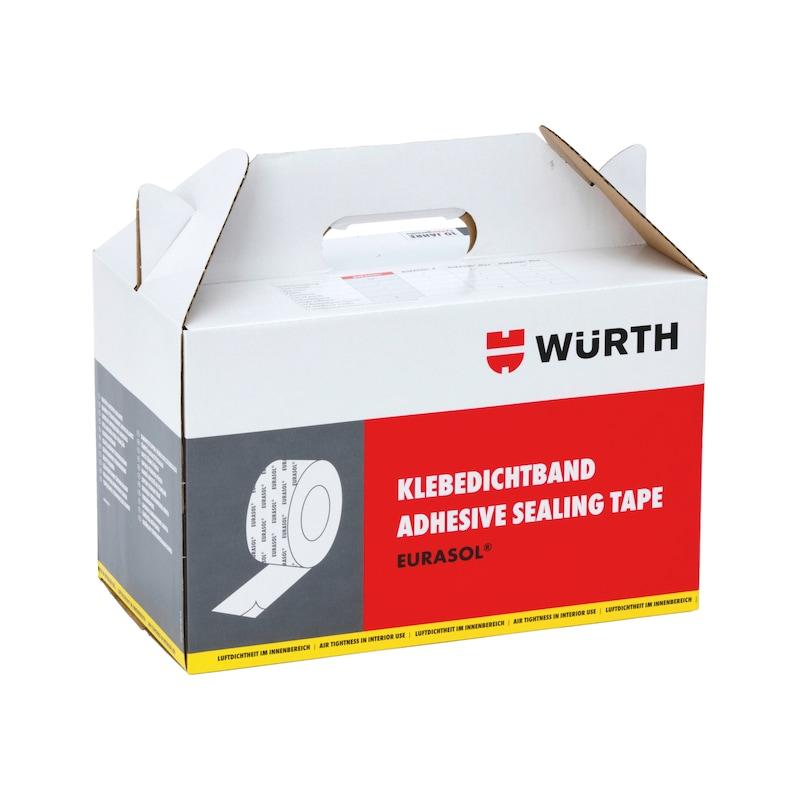 Adhesive sealing tape EURASOL<SUP>®</SUP> - ADHSEALTPE-1SIDE-EURASOL-60MM