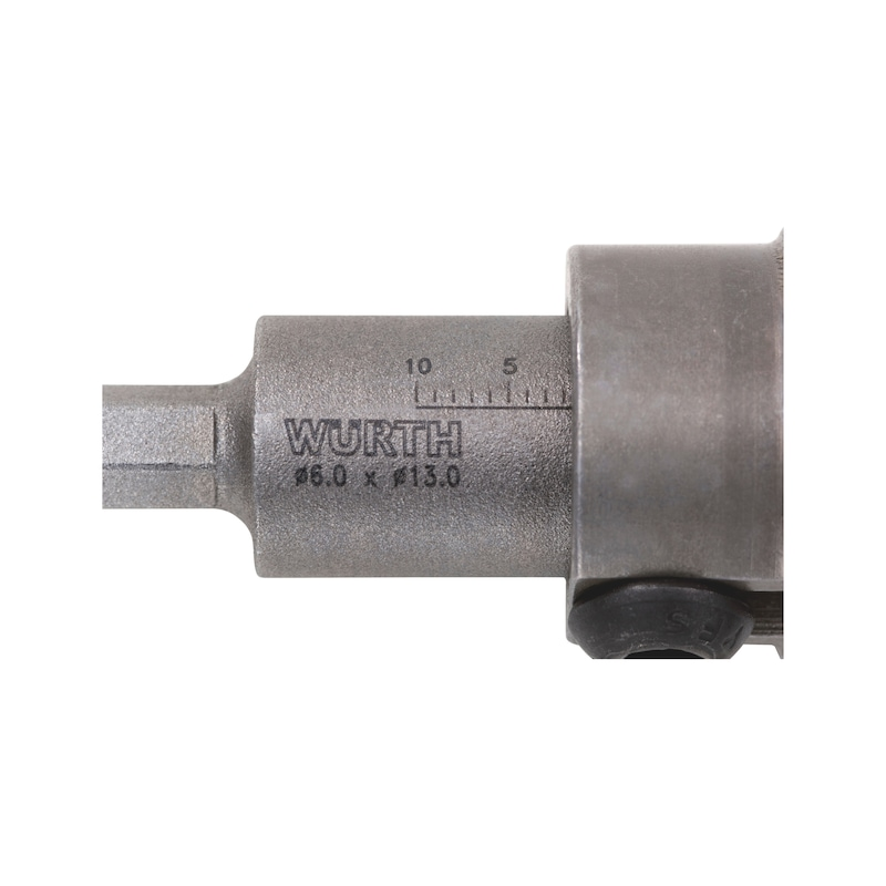 Countersink with depth stop - 2