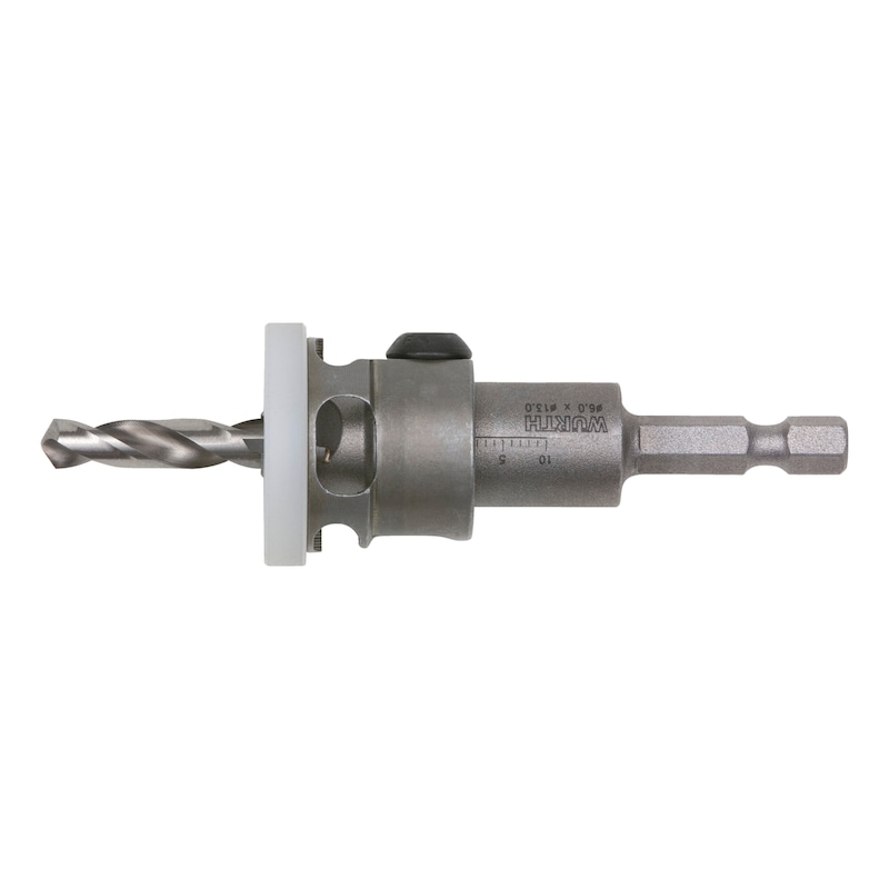 Countersink with depth stop - 1