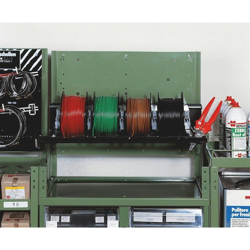ORSY<SUP>®</SUP> 10 Abrollsystem für Fahrzeugleitungen FLRY - FLTG-SORT-ABROLLSYS-4FACH-(0,5-0,75QMM)