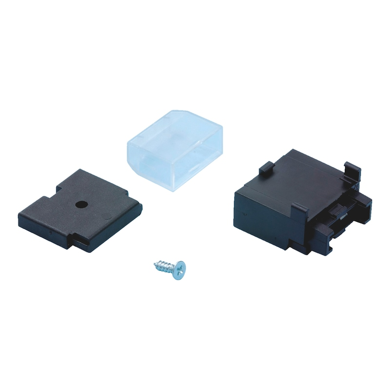 Fuse holder for flat blade fuses ATO - FLBLDEFSEHOLD-ATO-MAX30A-(6,3X0,8MM)