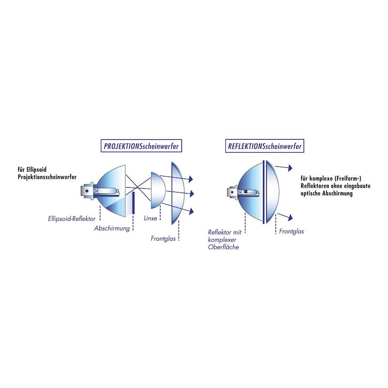 Gas discharge light - 0