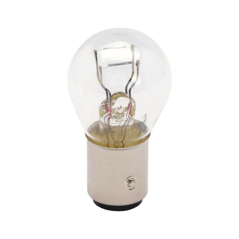 Turn signal and brake light bulb - BULB-INDCTR/BRK-P21/5W-BAY15D-12V-21/5W