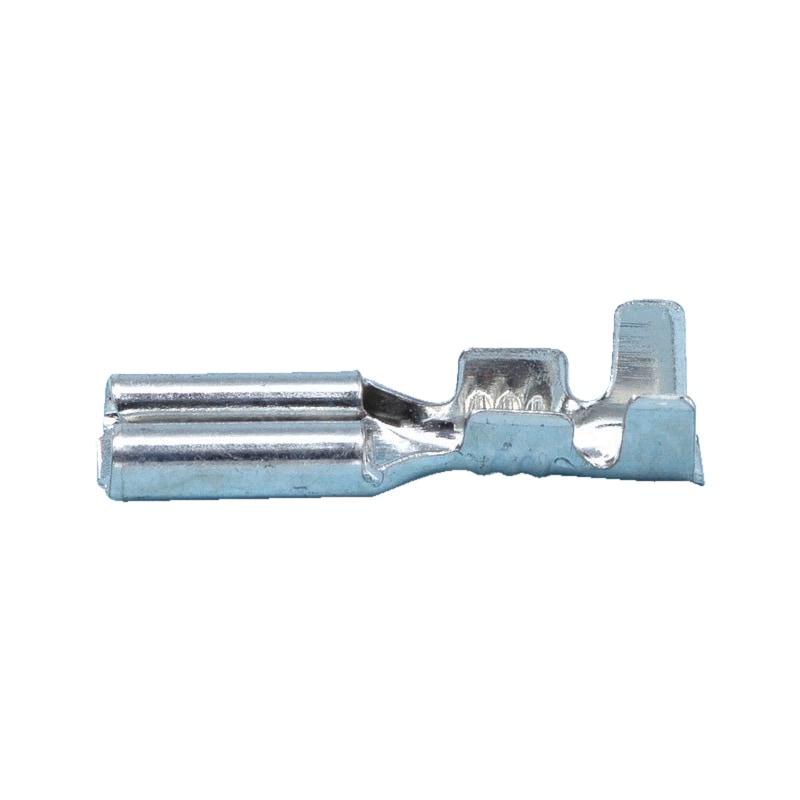 Blade receptacle - PSHCON-(SN)-2,8X0,5-(0,5-1,0SMM)