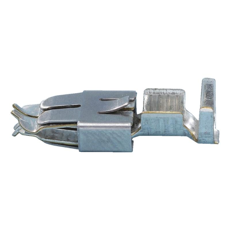 ダブルフラットスプリングコンタクトDFK 2 4.8/6.3 - 配線コネクター Vメス 4.8×0.5~1.0MM
