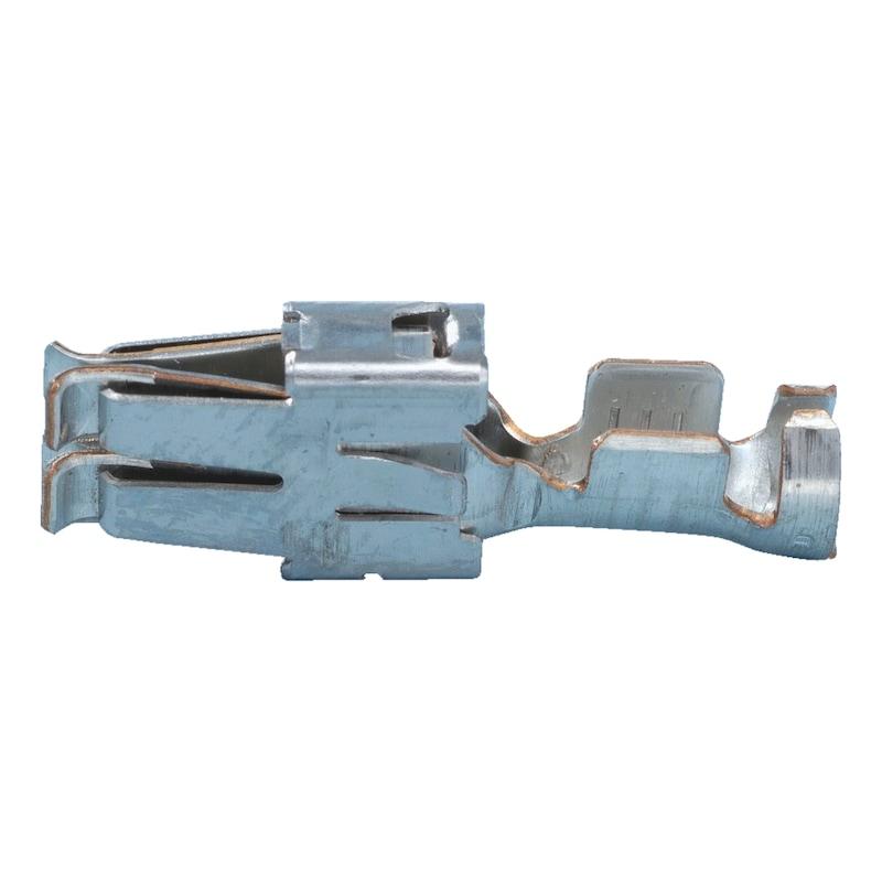 Flachsteckkontakt Standard Power Timer (SPT) 4,8/5,8