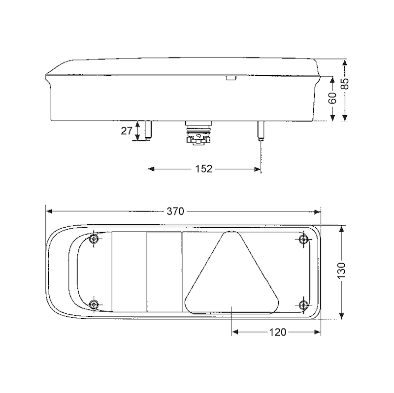 5-Kammer-Lichtscheibe - 2