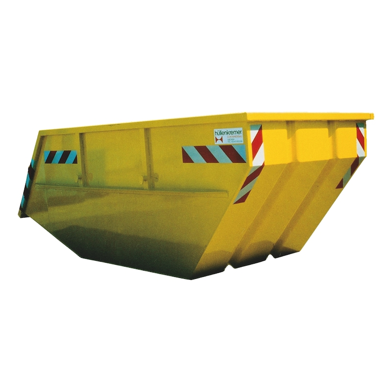 Container-Warnmarkierung - WARNMARK-CONTAINER-4LI/4RE-141X705MM