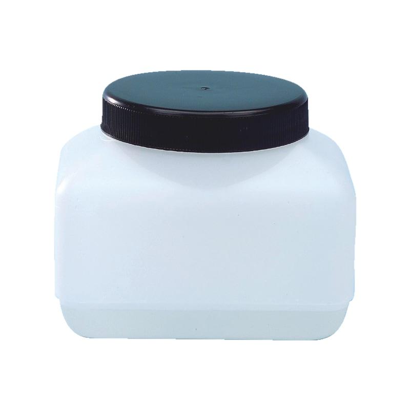 Umfüllbehälter für Elektrolyt
