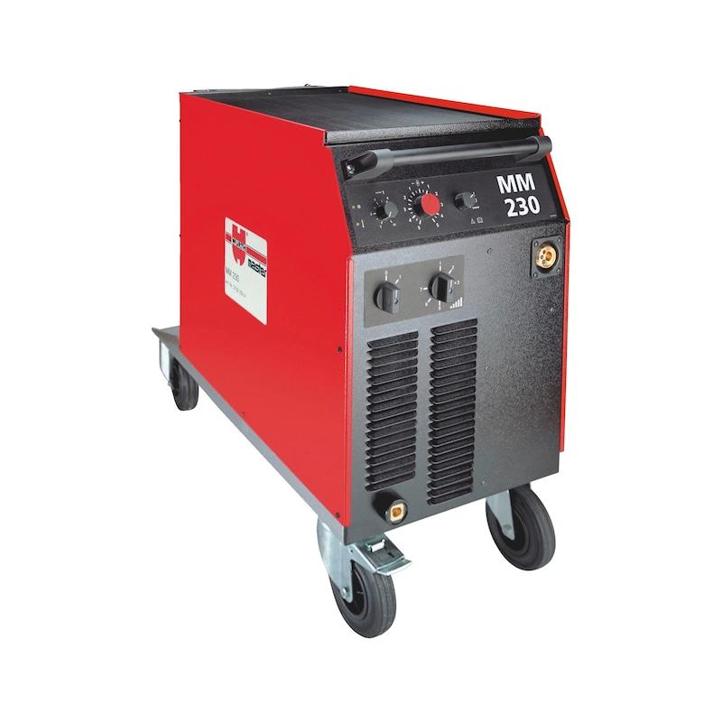 MIG/MAG welding system MM 230 - 1
