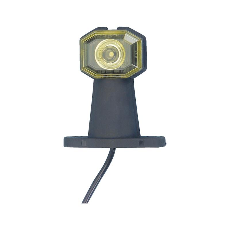 LED-Umrissleuchte mit kurzem Leuchtenarm 24 V - 1