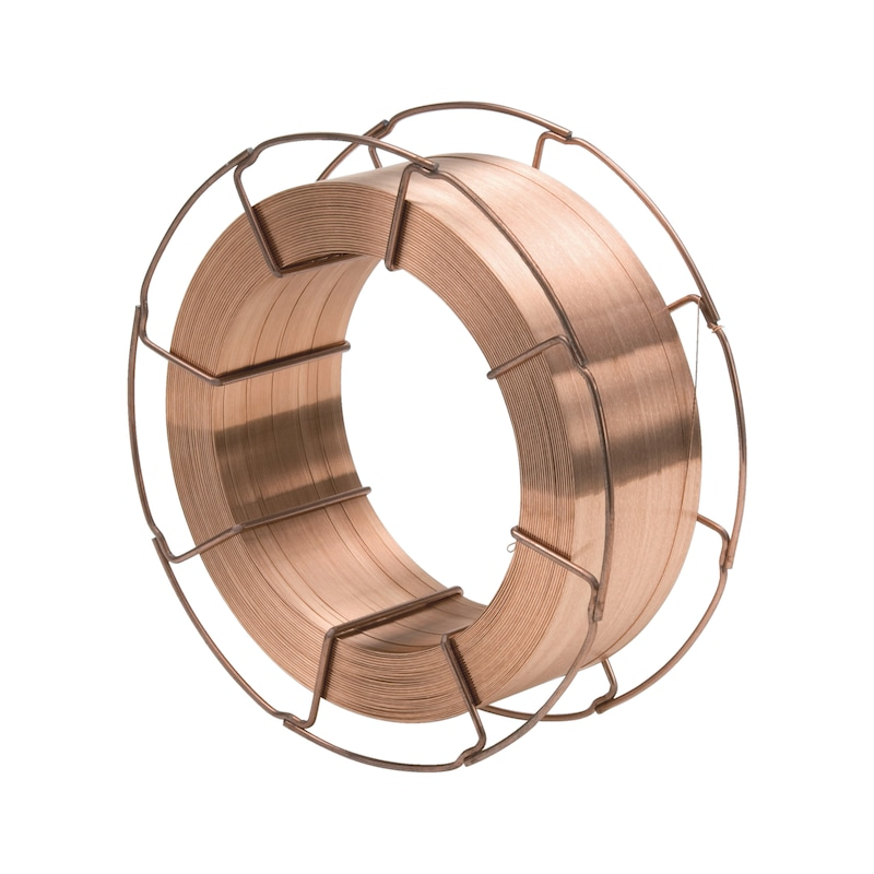 Inert gas welding wire