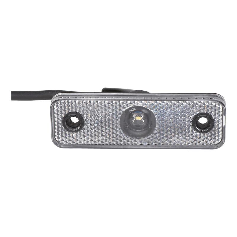 LED-Umriss-/Begrenzungsleuchte Pro 24 V - 1