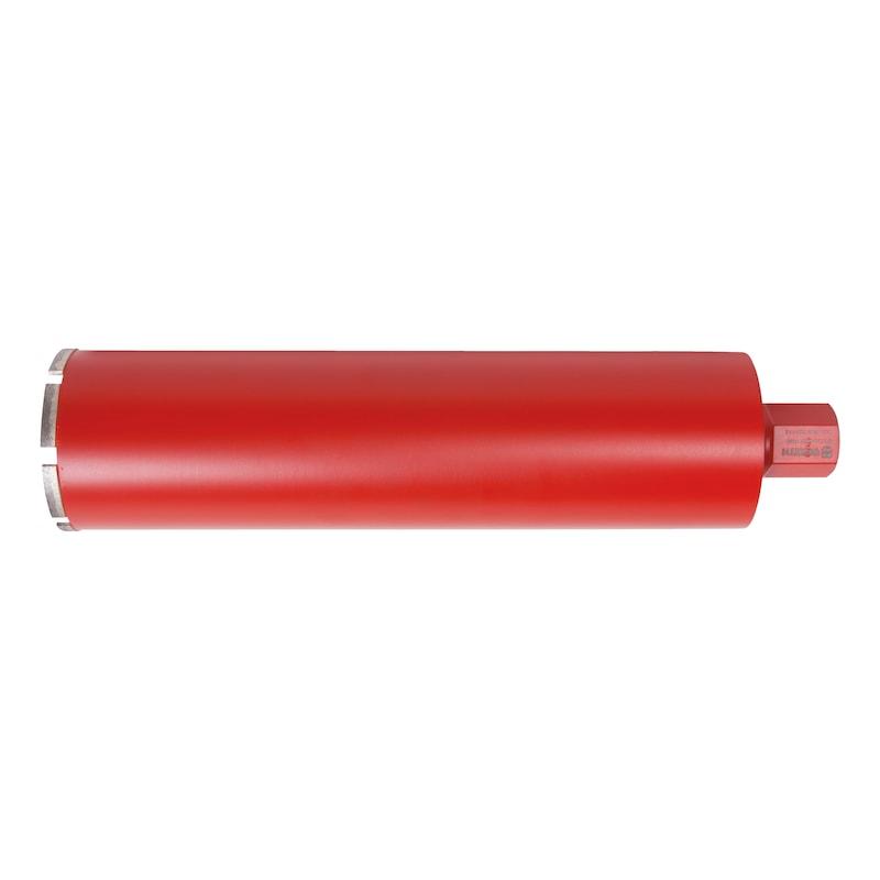 Sulu sistem karot ucu, elmas, 1 1/4 inç - ELMAS KAROT UCU-ISLAK-D71X400MM