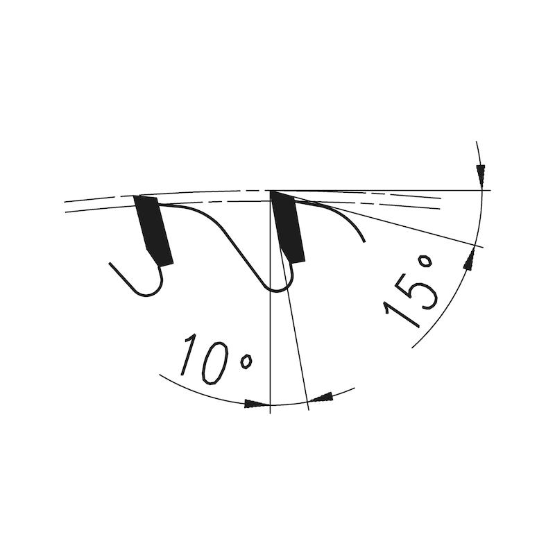 Lame de scie circulaire standard - 2