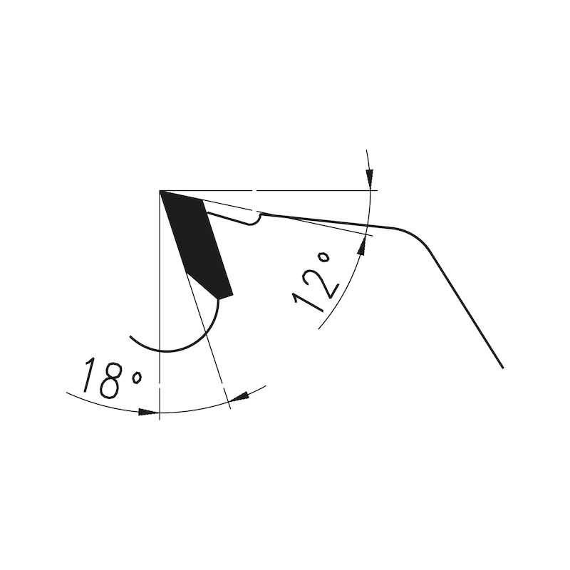 Baustellenkreissägeblatt - 2