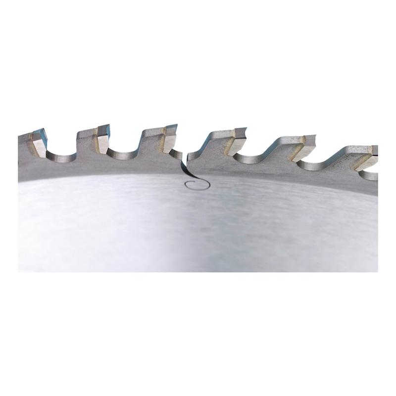 Budama kesim işlemleri için özel dairesel testere bıçağı - OLUKLU ELMAS TESTERE 250MM