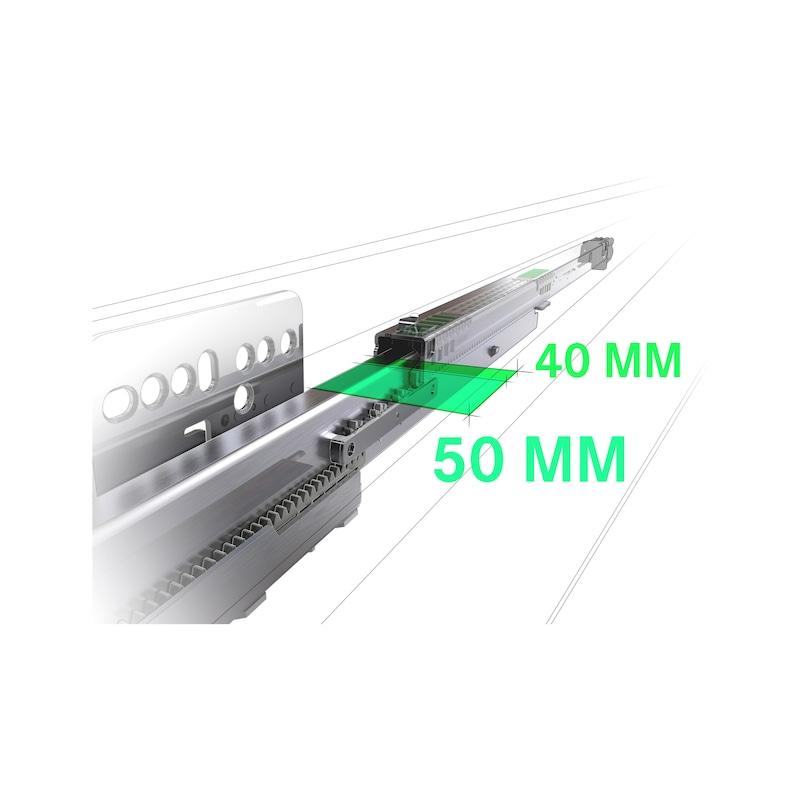 Nova Pro Überauszug Soft-close - 5
