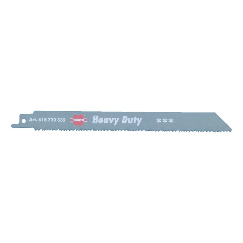 Sabre saw blade Construction - SSB-CNST-5PCS-HEAVYDUTY-200X3,2