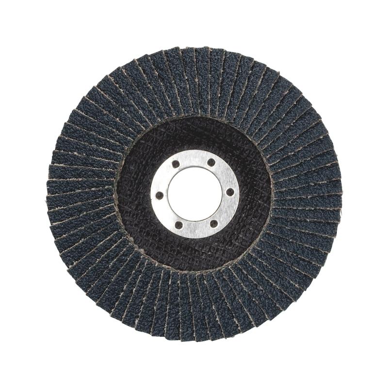Lamellenfächerschleifscheibe Edelstahl - LFSHLFSHB-0578312560-GROSSPACK