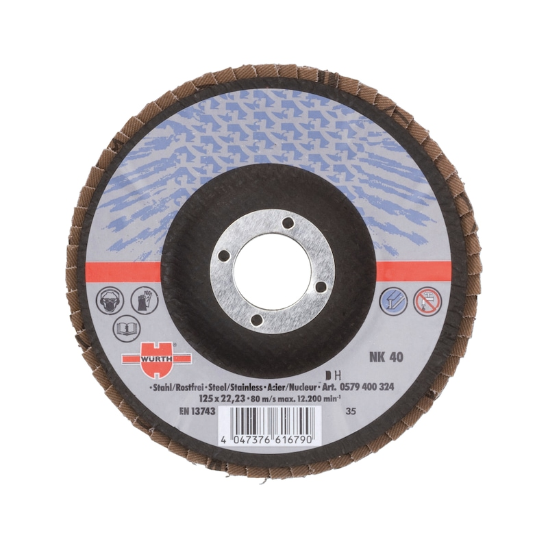 Segmented Grinding Disc for Steel