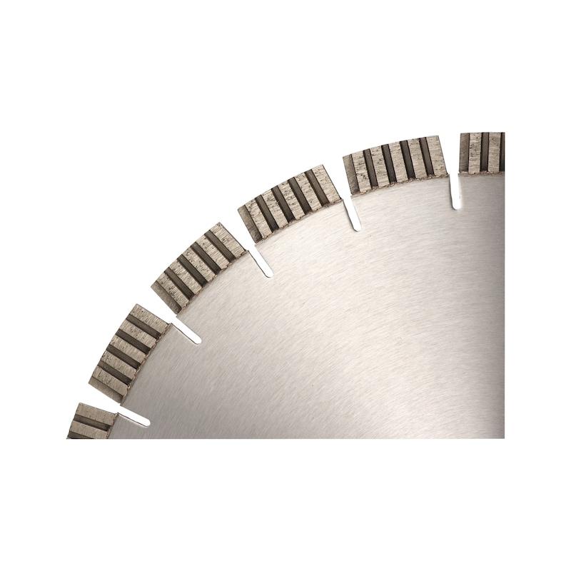 Diamanttrennscheibe Longlife Baustelle - TSHB-DIA-LL-FUG-BAUSTELLE-BO25,4-D350MM