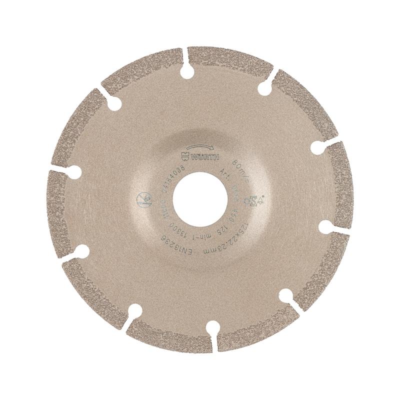 Diamantscheibe Cut & Grind BSL Metall  - 3