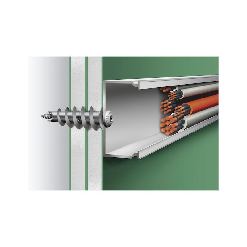 Plasterboard plug W-GS Type ZD - 8