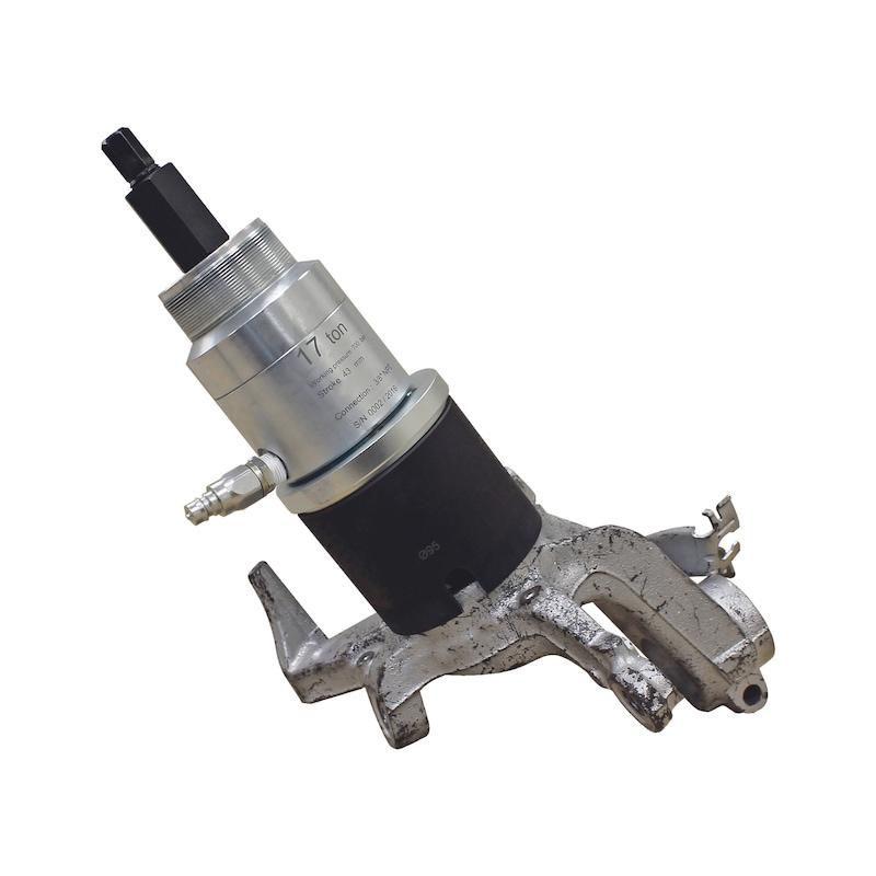 Wheel bearing tool set basic XXL 18 pcs - 3