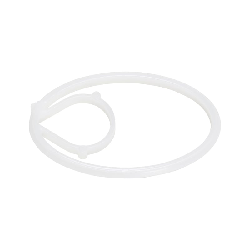Unterputz-Fixierungsclip - 1