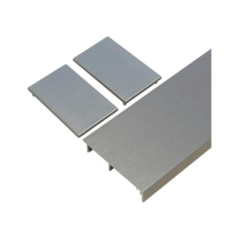 Blendenprofil SCHIMOS 80/120-G - ZB-CLIPBL-SHIEBTR-SCHIMOS-G-3000-EDSTF